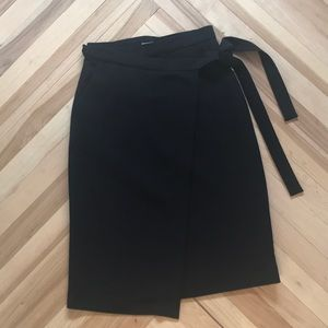 Wilfred Wrap skirt